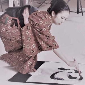 Calligraphie japonaise et sa relation avec le bouddhisme zen