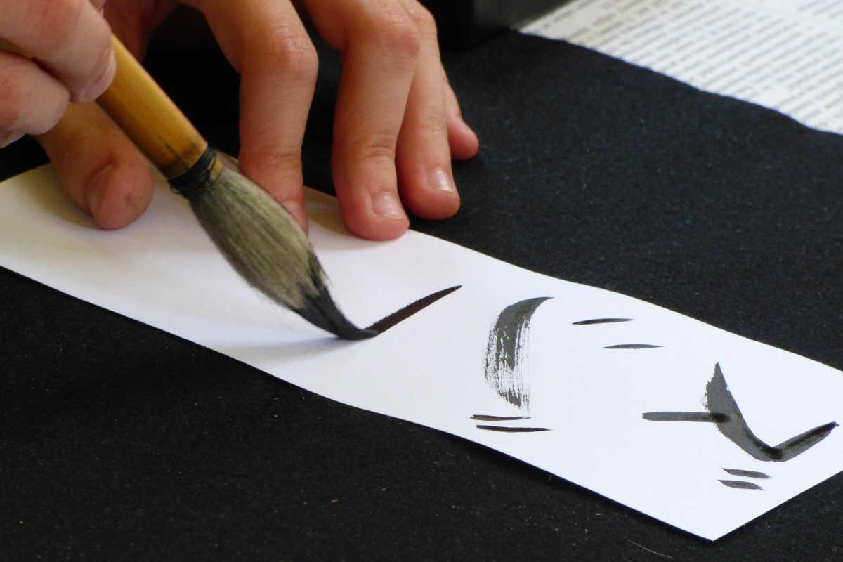 Calligraphie japonaise : les avantage à pratiquer cet art