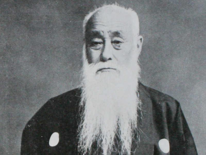 Meikaku KUSAKABE est à l'origine du développement de la calligraphie au rang d'art