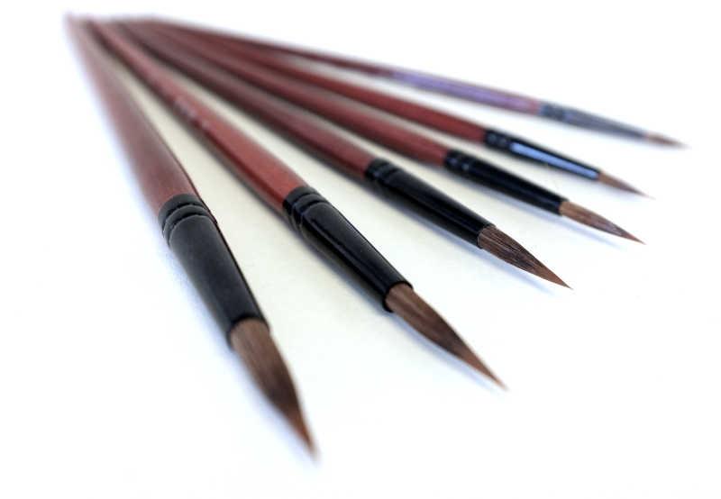 Pinceaux de calligraphie japonaise